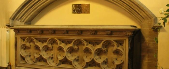 Dedication of a Plaque to Thomas Witlam Atkinson thumbnail