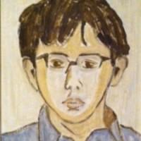 Barker Fairley Portrait