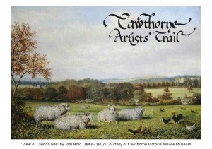 cawthorne artists trail
