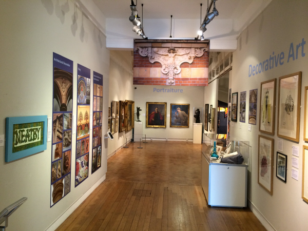 barnslet art on tyour doorstep exhibition hidden art