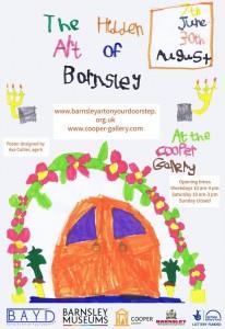Poster Winner Ava Collier